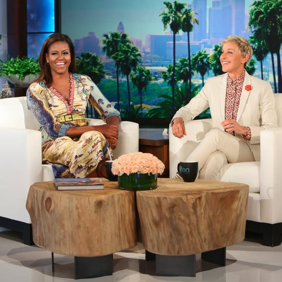Michelle Obama Talks About Their Legacy on the Ellen Show