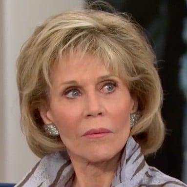 Jane Fonda and Megyn Kelly Interview Video