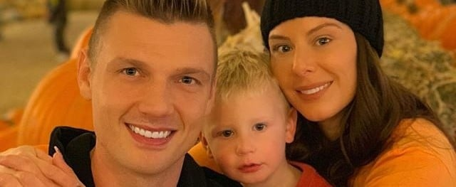 Nick Carter's Family Photos