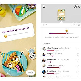 How to Use Emoji Slider on Instagram Stories