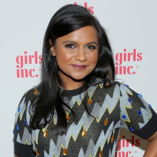 Mindy Kaling Tweets About Bringing Her Dad to Set