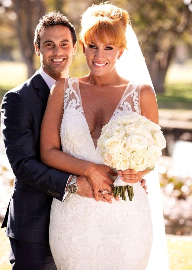 Married couple webcam