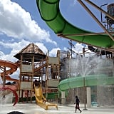 You: Shoot Down Waterslides in the Middle of Hurricane Harbor, Once the Employee Says It's OK