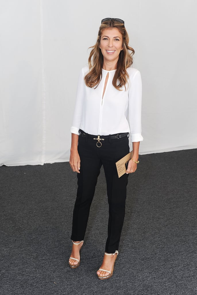 Nina Garcia, US Marie Claire Fashion Director