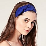 Kit & Pearl Jersey Headband, $25