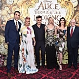 Pink at the Alice Through the Looking Glass Premiere