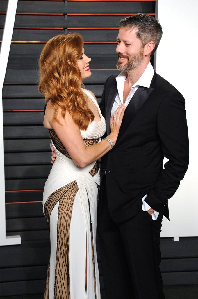 Pictured: Amy Adams and darren le Gallo