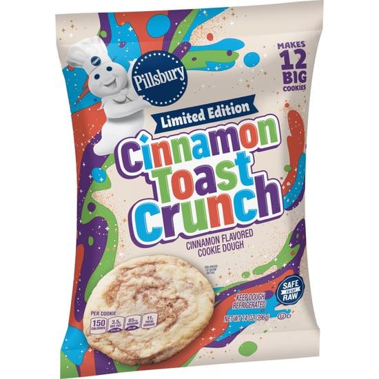 Cinnamon Toast Crunch Is Releasing Cookie Dough Nationwide