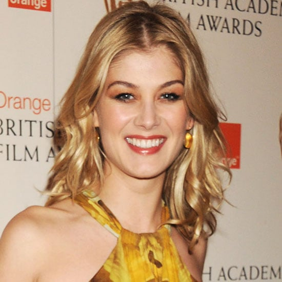 Vote on Rosamund Pike's hair and makeup at the 2011 BAFTA Awards