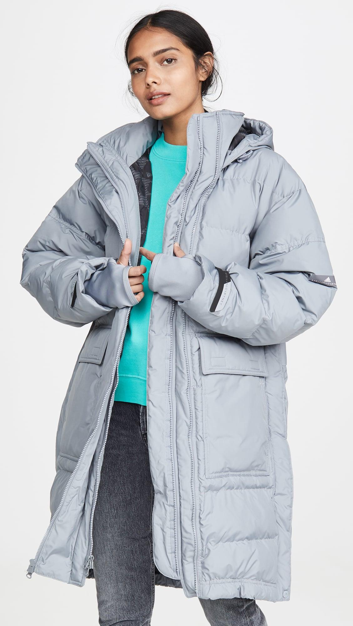 MISS MOLY Womens Quiled Jackets Puffer Lightweight Long Sleeve Zip Up Winter Outwear Coats