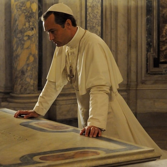 Jude Law's Butt in The Young Pope