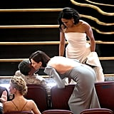 Pictured: Charlize Theron, Celebrities, Oscars, and Regina King