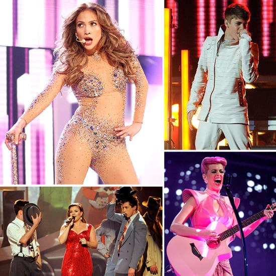 American Music Awards Performances 2011