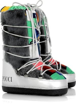 Emilio Pucci Cinguettio Snow Boots: Love It or Hate It?