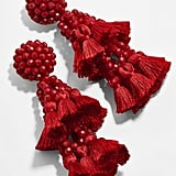 Amaranthus Drop Earrings