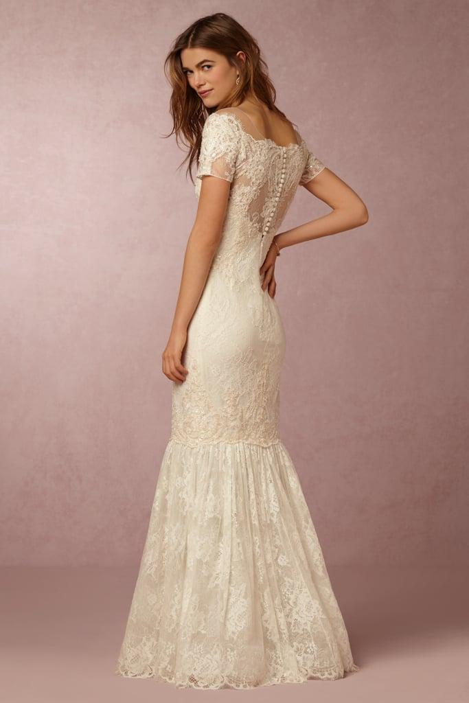 BHLDN x Marchesa Wedding Dress Collaboration Spring 2016 | POPSUGAR ...