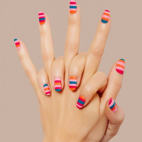 Sally Hansen's Multicolored Nails