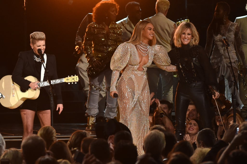 2016 — Beyoncé and the Dixie Chicks