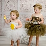Bacon and or Eggs Tutu Dresses