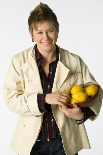 Talking Top Chef With Jennifer Biesty