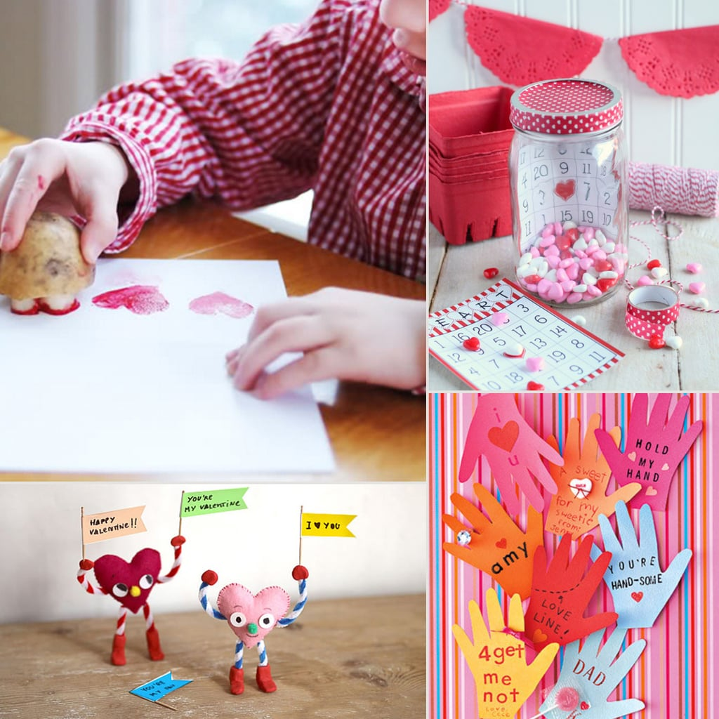 valentine's day crafts for toddlers | popsugar family