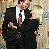 They shared the sweetest glance at the Parks and Recreation LA premiere in April 2009.