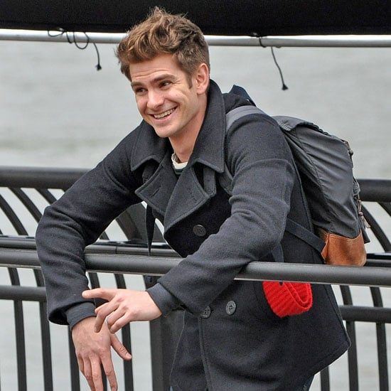 Andrew Garfield Cute Moments