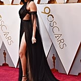 Taraji P. Henson in Vera Wang at Oscars 2018