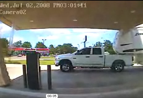 Car Destroys Drive-Through ATM