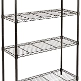 AmazonBasics 4-Shelf Shelving Unit