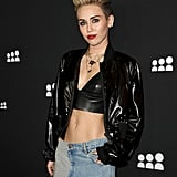 "Miley Cyrus chatted with Rolling Stone about marijuana: ""I did a song with Snoop Dogg called 'Ashtrays and Heartbreaks,' so people can put it together for themselves. I think alcohol is way more dangerous than marijuana — people can be mad at me for saying that, but I don't care. I've seen a lot of people spiral down with alcohol, but I've never seen that happen with weed."""