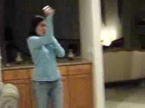 Crazy Wii Video Of The Day: Girl Dominates Wii Bowling