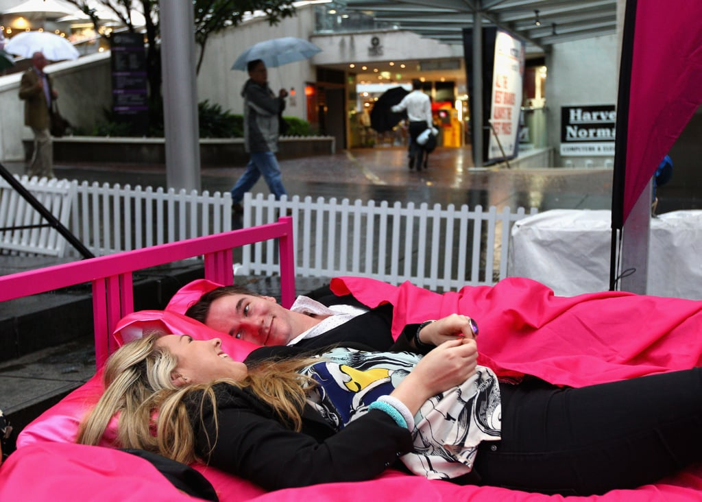 Aussies Get Their Beauty Sleep in World Record Attempt