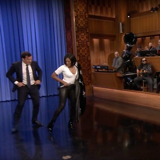 Tiffany Haddish Lip Sync Battle With Jimmy Fallon Video