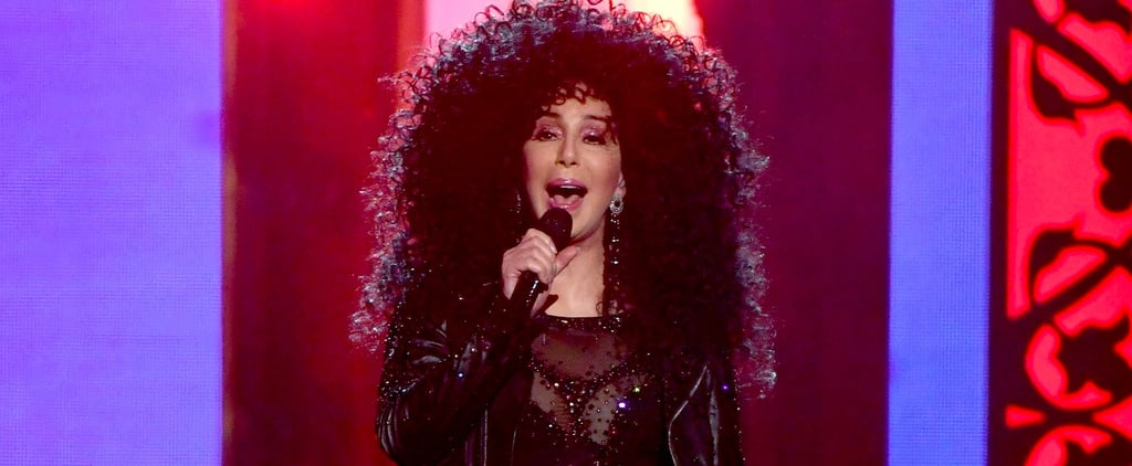 "Cher's ""Turn Back Time"" Performance Will Convince You She's a Time Traveler"