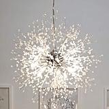 Gdns Chandeliers Firework Crystal Pendant