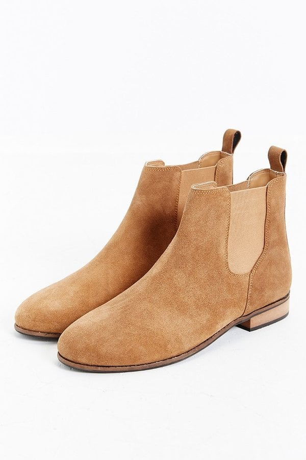 A Pair of Ankle Boots