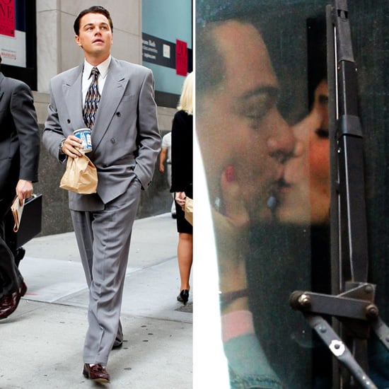 leonardo dicaprio wolf of wall street pictures popsugar