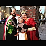 Dragon (and Knight, King, and Queen)