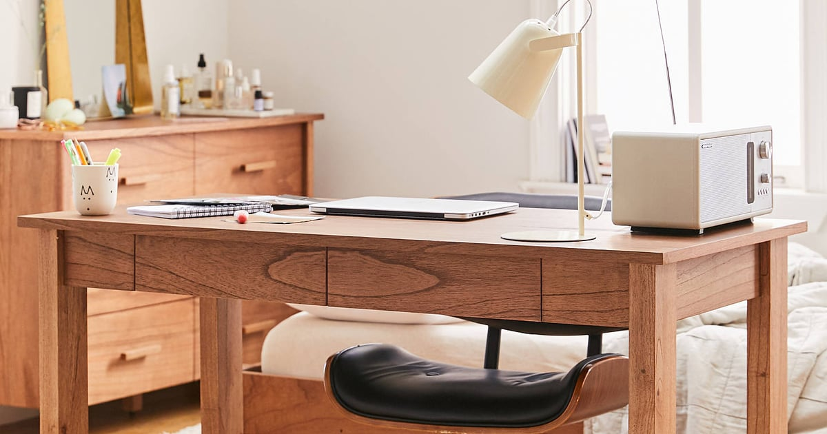 Now That You're Working From Home, These 13 Affordable Desks Will Be Super Helpful