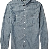 If All He Wears Is Flannel Shirts . . .