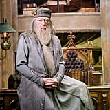 Dumbledore is death.