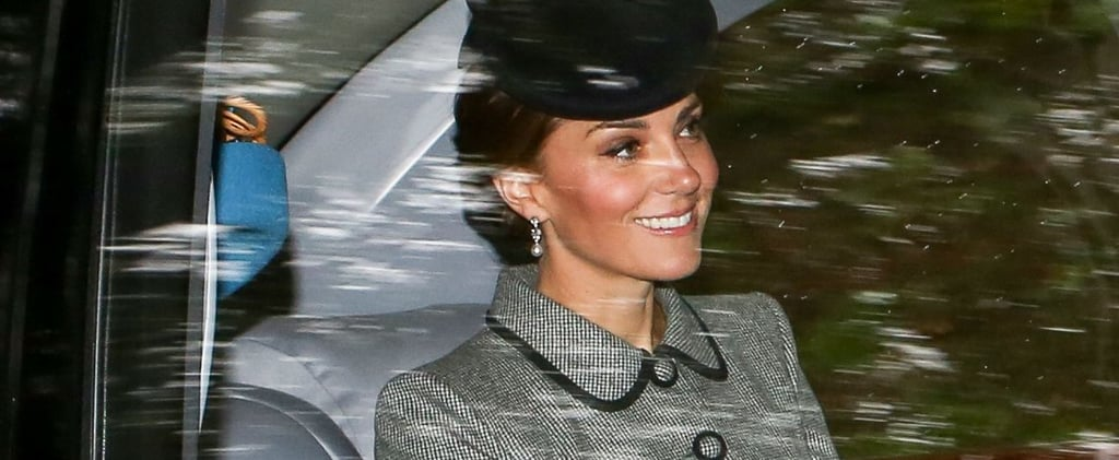 Kate Middleton Wears the Queen's Earrings Aug 2018