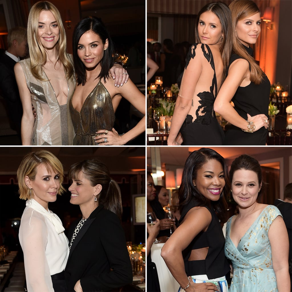 Celebrities at Elle Women in Television Event 2015