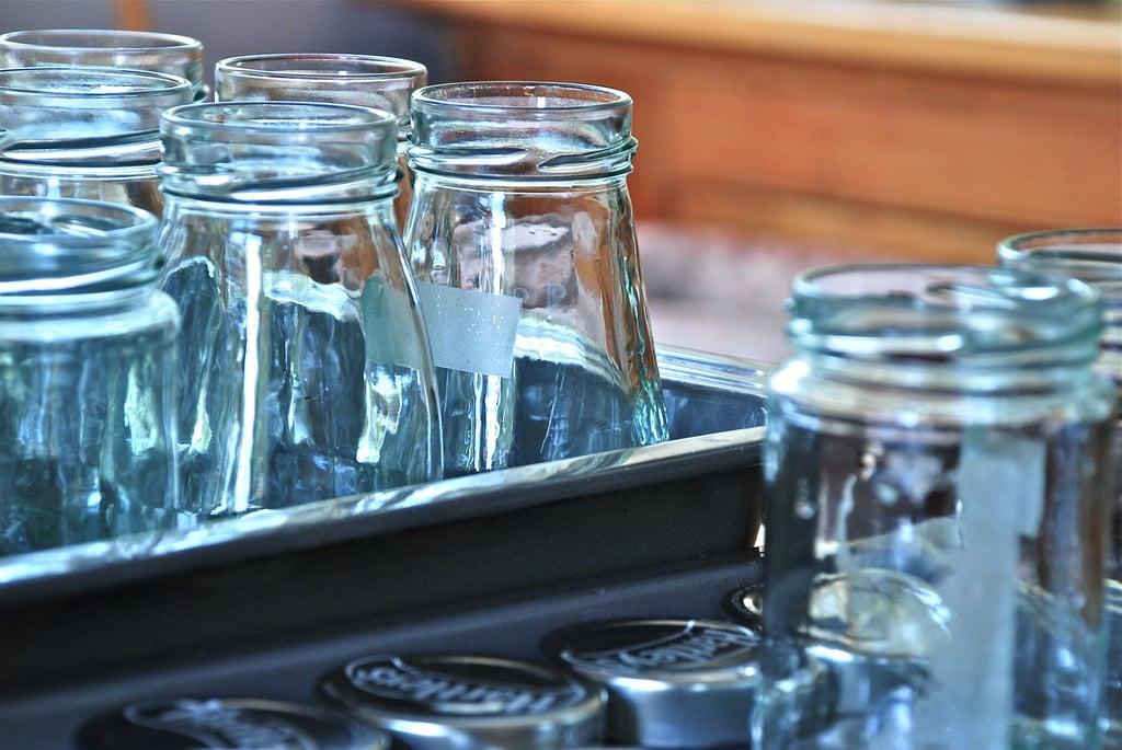 A Glass Jar Factory