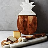 Marble & Acacia Cheese Board ($68)