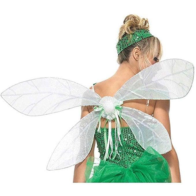 Iridescent Pixie Wings
