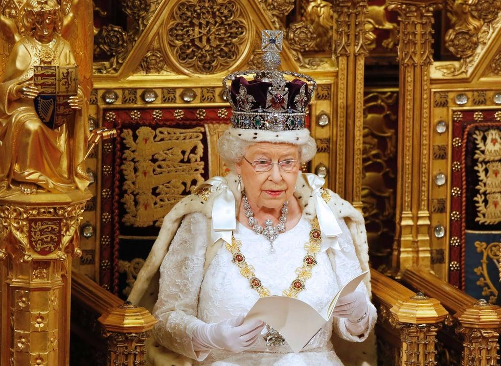 All of Queen Elizabeth II's Necklaces