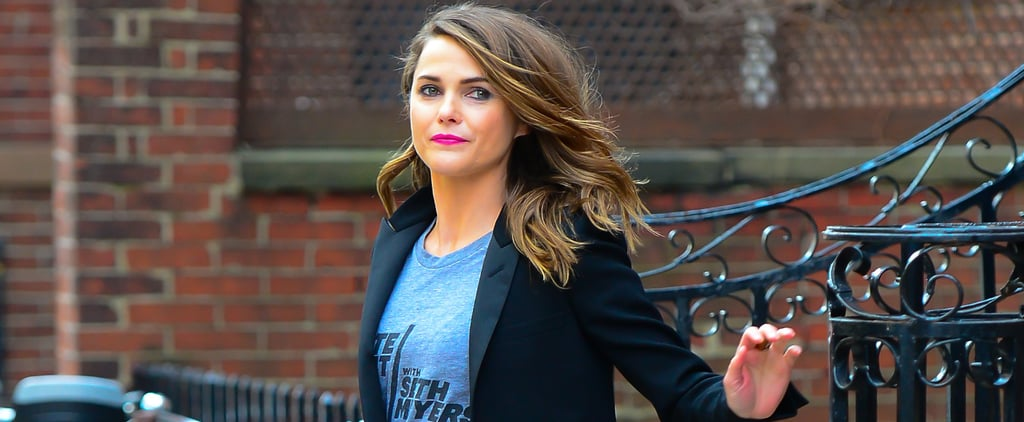 13 Times Keri Russell Oozed Cool, Laid-Back City Girl