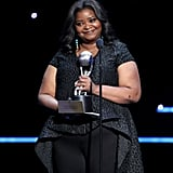 Octavia Spencer at the 2020 NAACP Image Awards